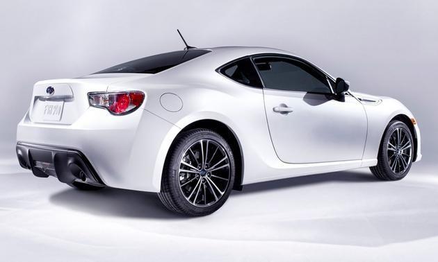 2013 Subaru BRZ = affordable fun