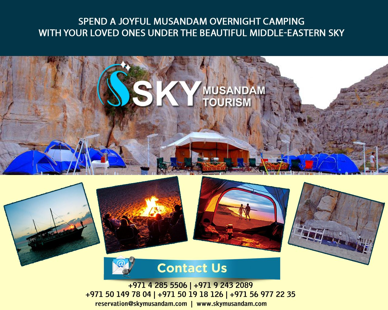 Enjoy Musandam Overnight Camping At Delightful Remote Campsite Oman Only With Sky Musandam Tourism For More Details Visit Www Skymusand Overnight Sky