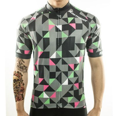Racmmer 2016 Cycling Jersey Mtb Bicycle Clothing Bike Wear Clothes Short Maillot Roupa Ropa De Ciclismo Hombre Verano #DX-10