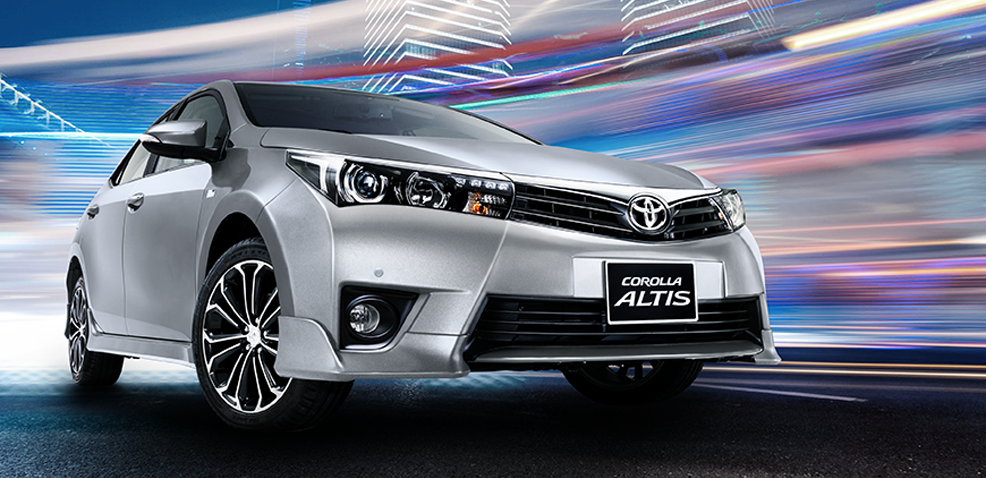 Altis 2.0V AT