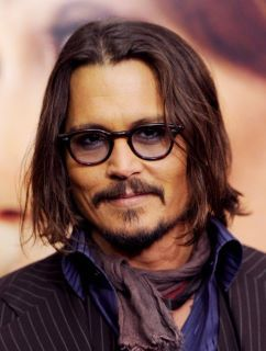 The gorgeous Johnny Depp wearing Oliver Peoples Sheldrake glasses ... 740209a141ec