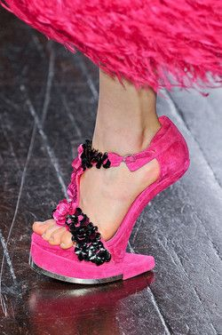 Shoes: F/W 2012/2013 Trends