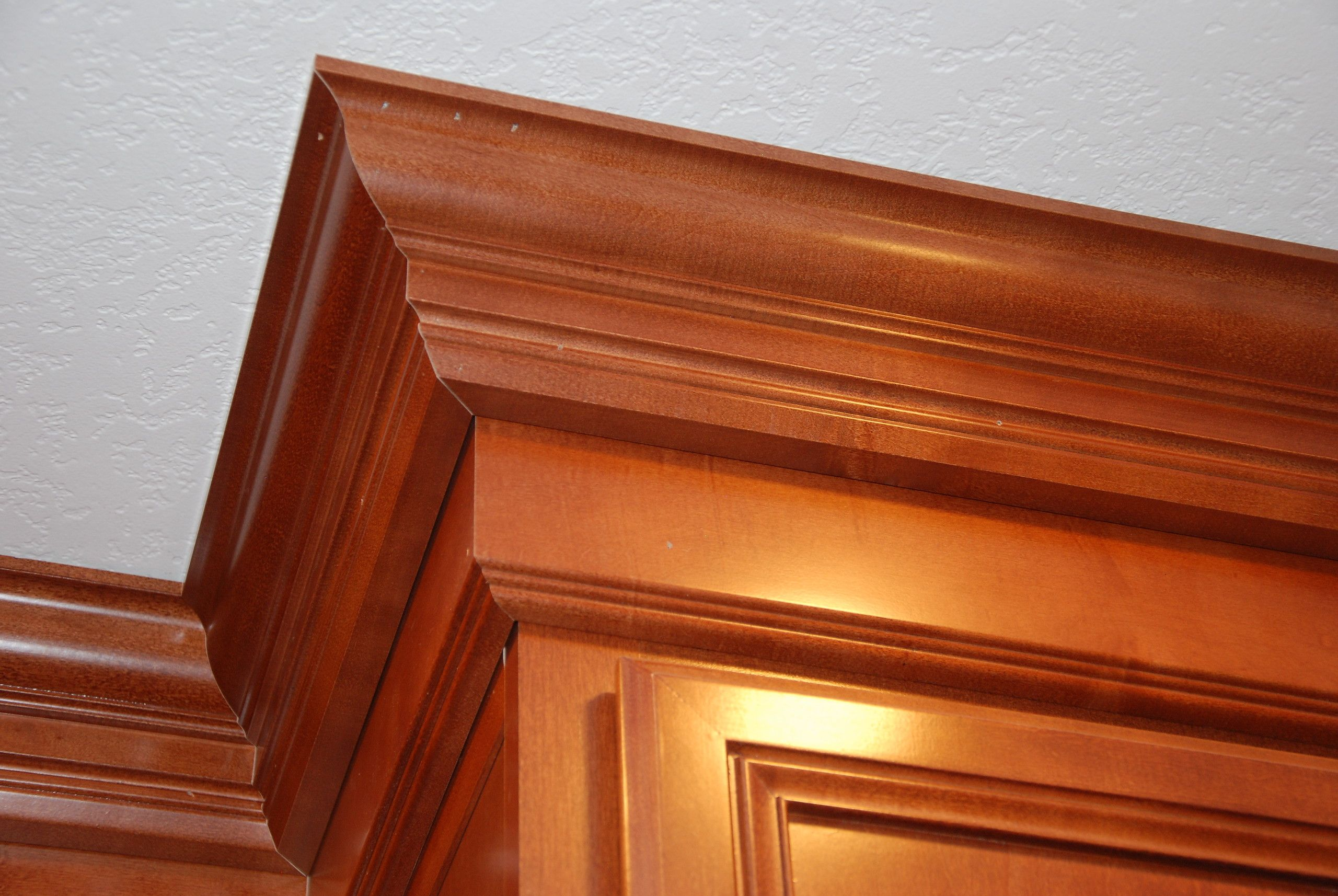Classic Maple Cafe 050611 Bruce Hall Base Moulding Quality Cabinets Classic