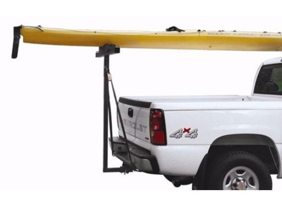 Extend A Truck Bed Kayak