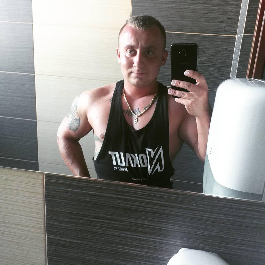 #silownia #gym #fitness #trening #fit #motywacja #motivation #polishbo...