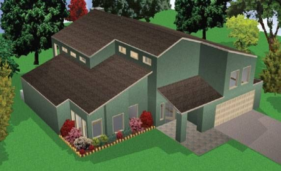 How to Draw Your Own House Plan   House plans online  House and     You can draw up your own free house plans online