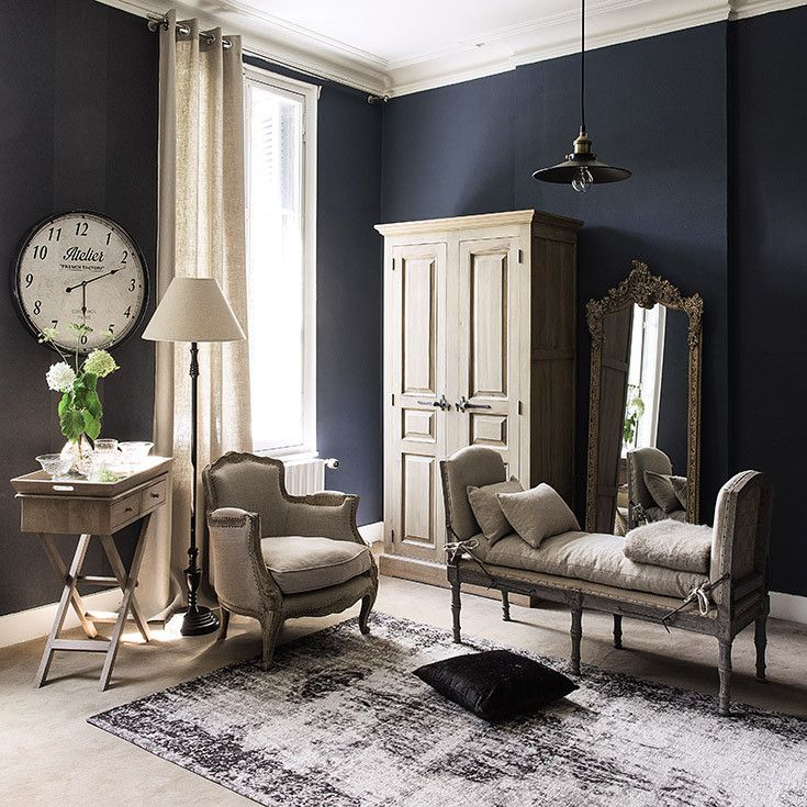meubles d co d int rieur classique chic maisons du monde deco salon pinterest salon. Black Bedroom Furniture Sets. Home Design Ideas
