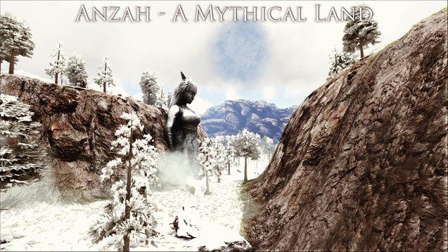 Steam Workshop :: Anzah   A Mythical Land.