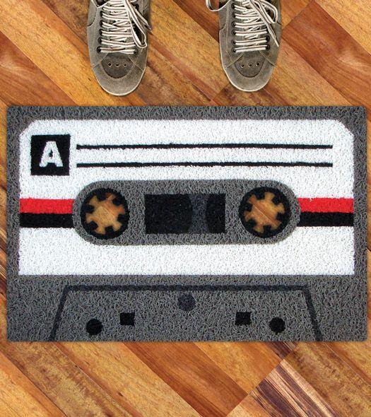 Tape A Doormat