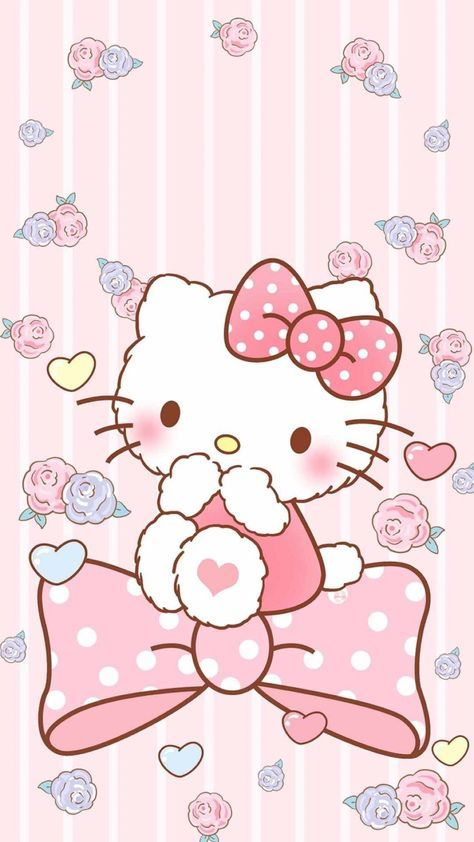 64 Best Ideas For Birthday Wallpaper Iphone Backgrounds Hello Kitty