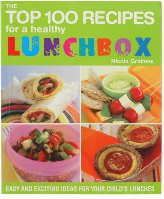 100 healthy lunchbox recipes book back to school pinterest 100 healthy lunchbox recipes book this looks so cool forumfinder Images