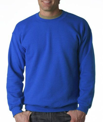 57e8da4b7 Gildan Men's Heavy Blend Crewneck Sweatshirt | Bright Buy ...