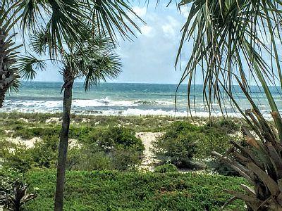 Vrbo 73102 Oceanfront Condo In Summer Beach Spectacular Ocean Views From Fernandina