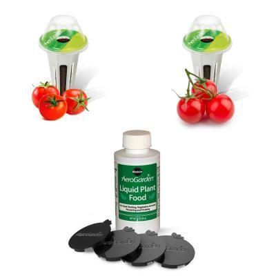 Aerogarden Red Heirloom Cherry Tomato Seed Pod Kit 6 Pod 400 x 300