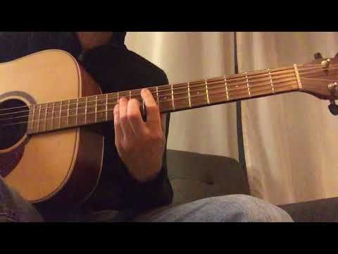Radiohead 2 2 5 Acoustic Guitar Cover Youtube In 2021 Guitar Acoustic Guitar Radiohead