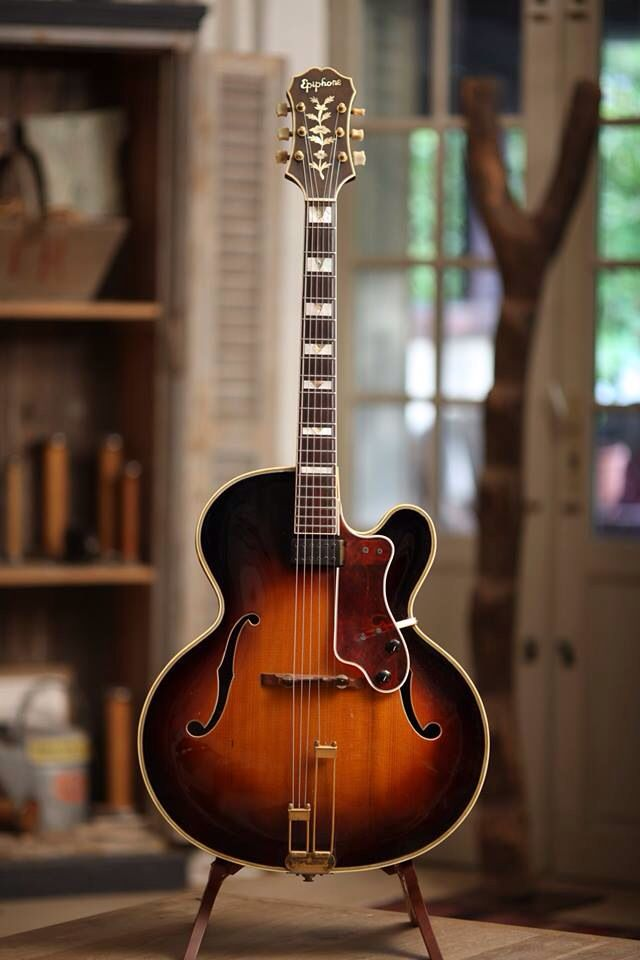 beautiful epiphone archtops in 2019 epiphone acoustic guitar guitar archtop guitar. Black Bedroom Furniture Sets. Home Design Ideas