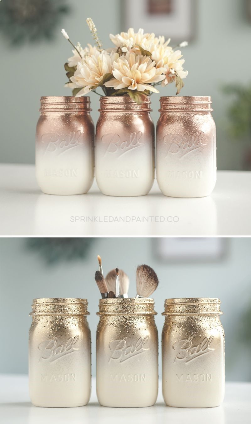 39 Mason Jar Wedding For Every Wedding