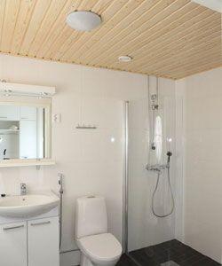Kodin kosteisiin tiloihin LED-valaistus