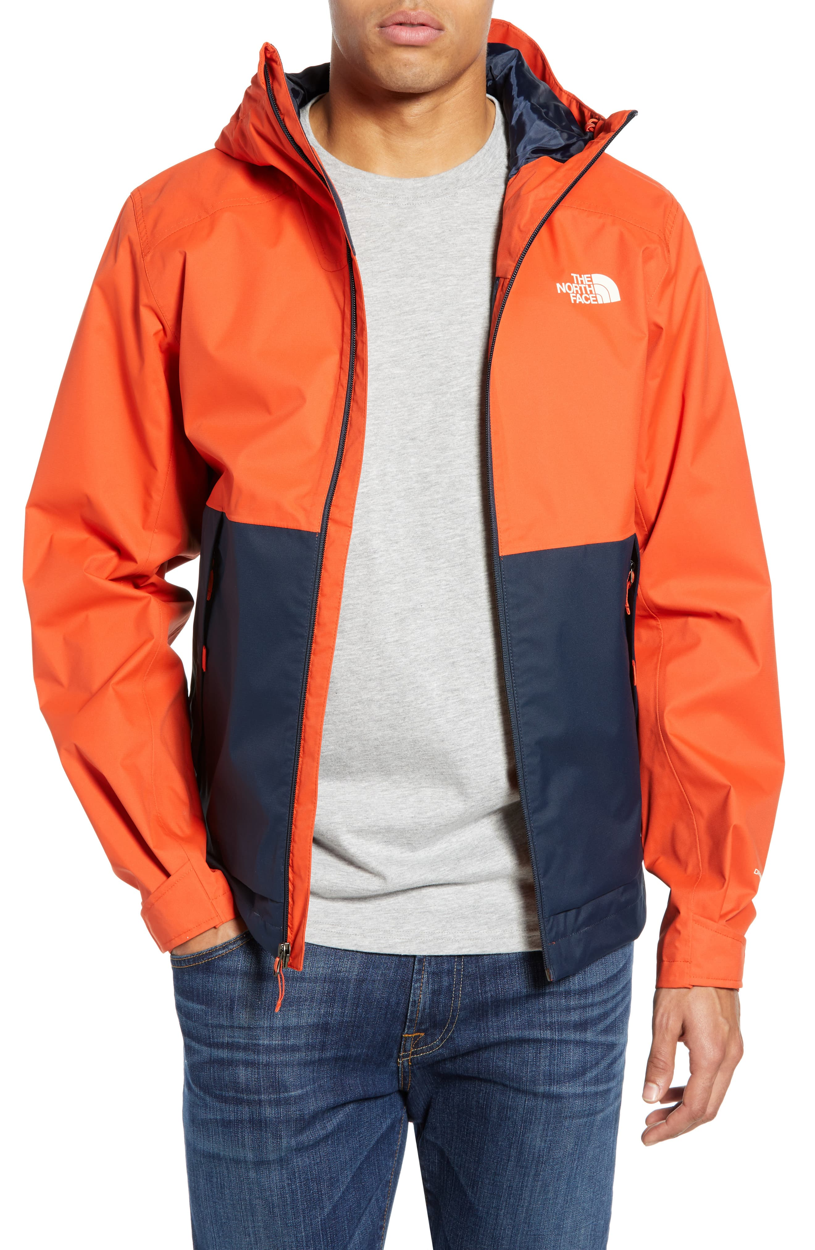 The North Face Millerton Hooded Jacket Nordstrom Hooded Jacket Jackets The North Face [ 4048 x 2640 Pixel ]