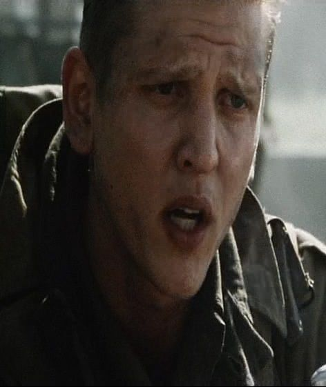 Barry Pepper , so great in Saving Private Ryan | Barry ...
