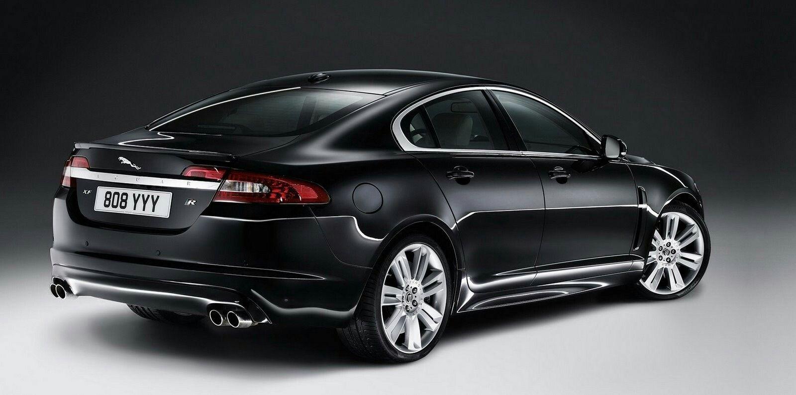 jaguar type pin xf