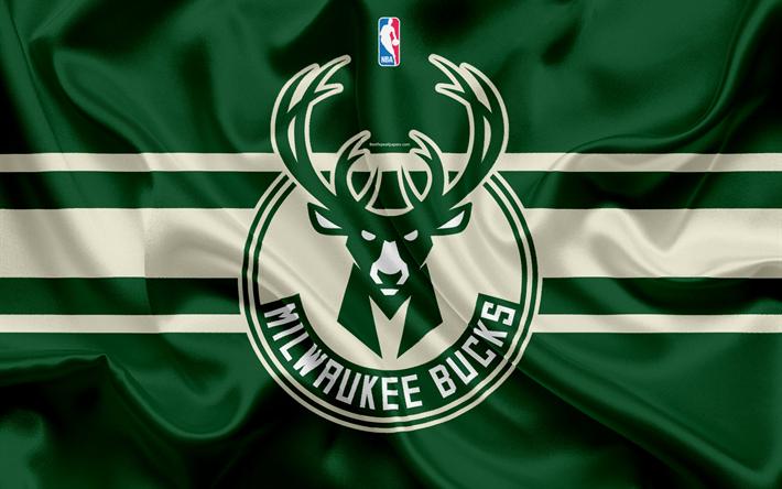 Download wallpapers Milwaukee Bucks, basketball club, NBA ...