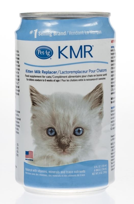 Kmr Kitten Milk Replacer 8 Oz Liquid Liquid Replacer Milk Kitten Cat Food Coupons Cat Pet Supplies Kittens