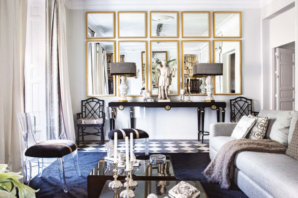 Modern Meets Classic In Madrid With Images Decor Interior
