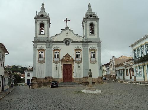 São João Del Rei, MG - Brasil Igreja Nsa. Sra. do Rosário