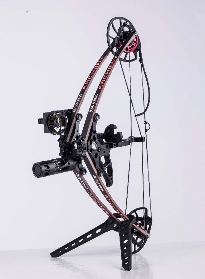 M109a Hunting Triangle Bow All Cnc Machined Compound Bow Fiberglass
