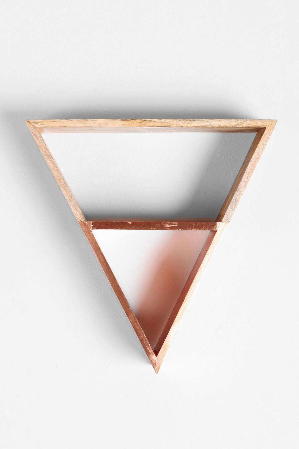 Magical Thinking Pyramid Shelf - Urban Outfitters