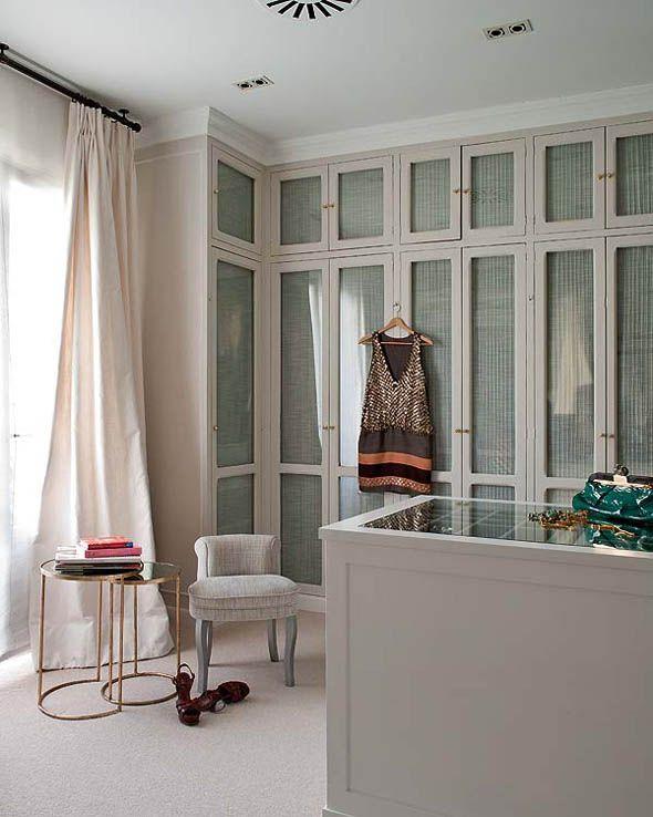 {trendspotting: grey cabinetry}   Home, Master bedroom ...