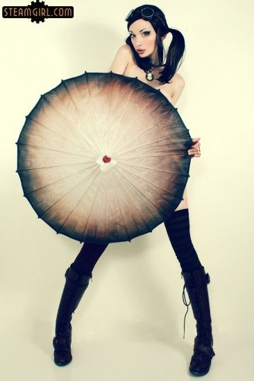 This Is Kato : Vintage Parasol