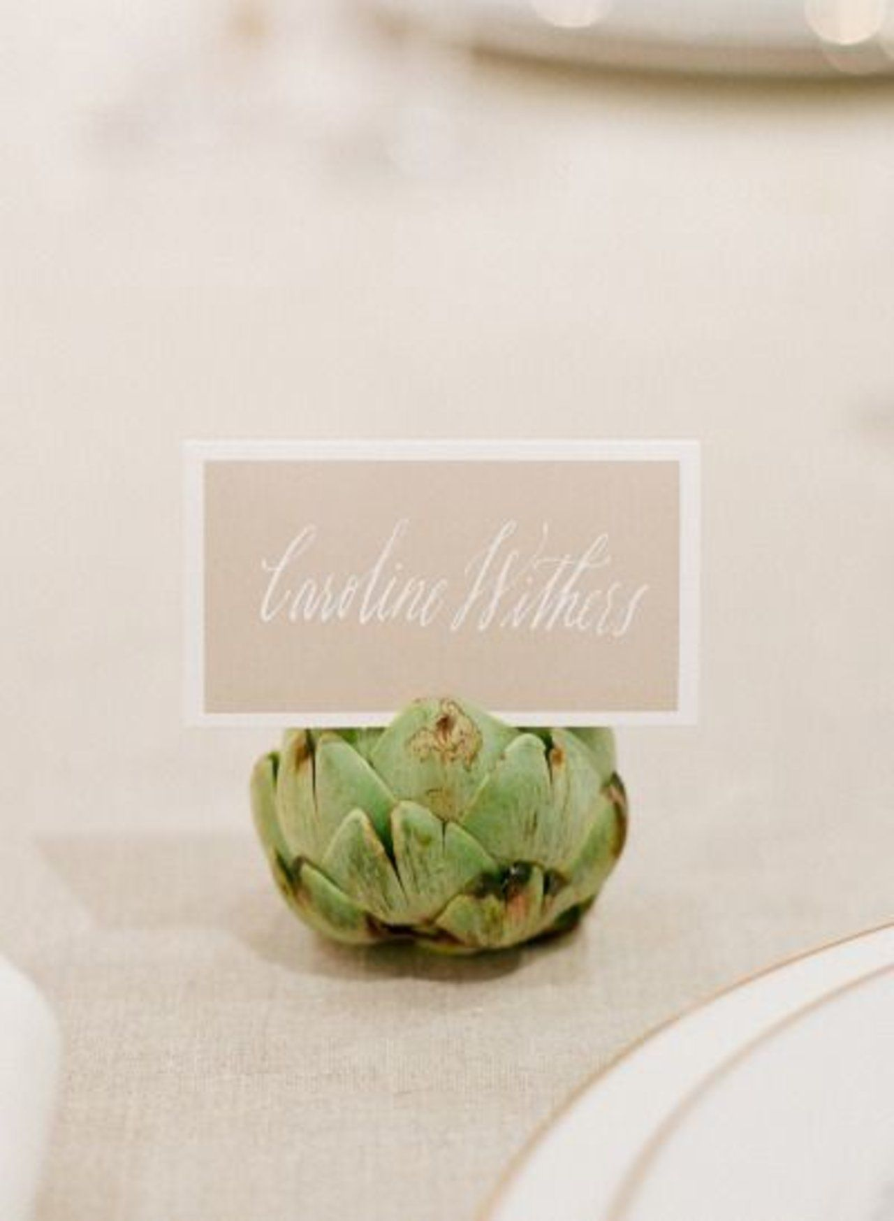 Attractive Dinner Party Name Ideas Part - 11: Elevate Your Dinner Party With One Of These DIY Place Card Ideas