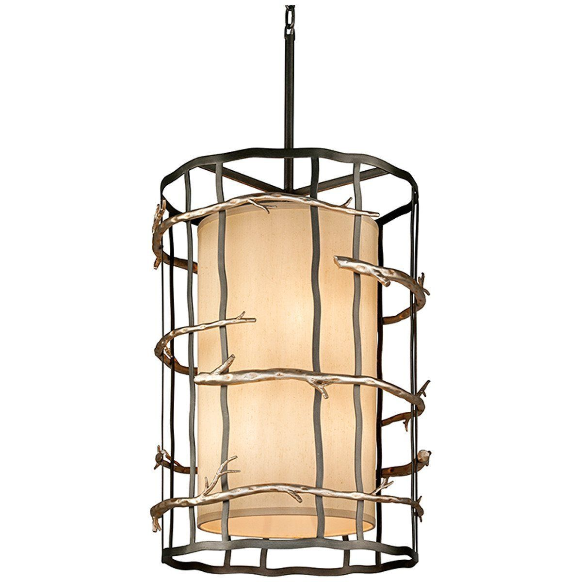 troy lighting adirondack 6 lights entry pendant troy lighting