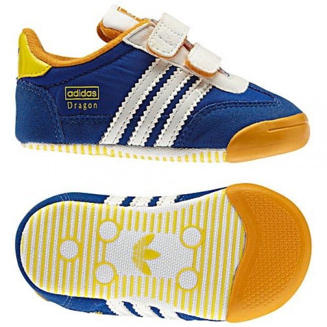 adidas Originals Learn2Walk Dragon Crib Bebek Ayakkabı Q22881
