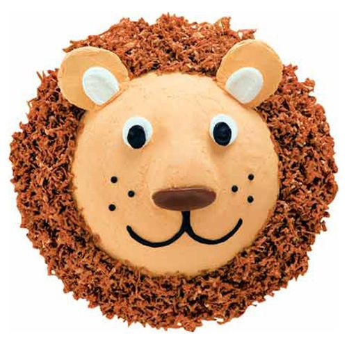 Lovable Lion Cake birthday Pinterest Lion cakes Lions and Cake