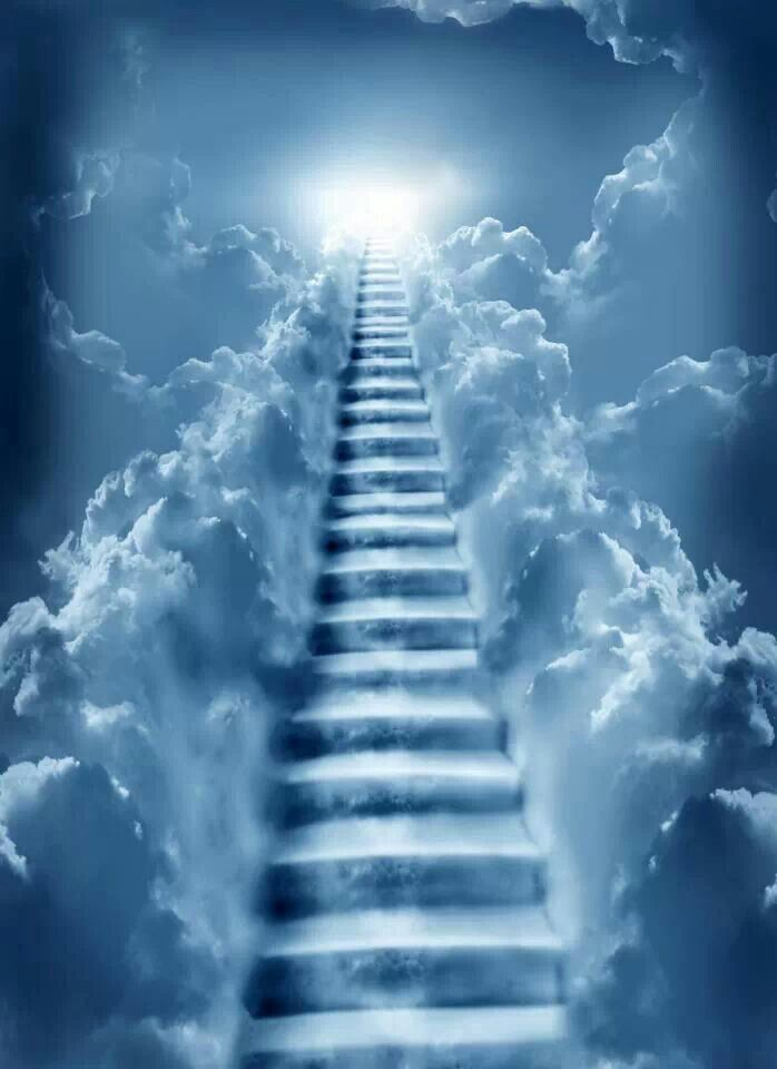 Stairway To Jannah Heaven Art Heaven Tattoos Heaven Pictures