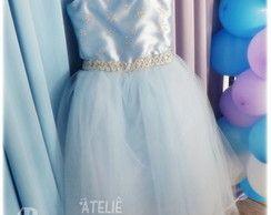 Vestido Elza - Frozen