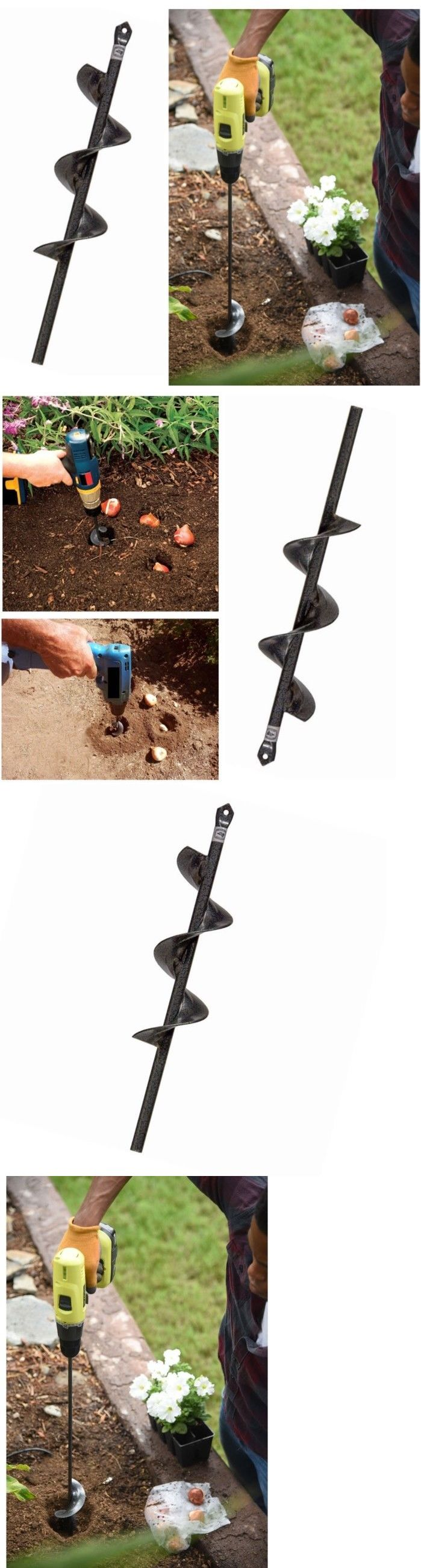Other Garden Tools And Equipment 3186 Roto Planter Garden Auger