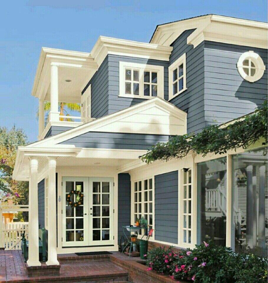 Color Of My Beach House House Paint Exterior Exterior Paint