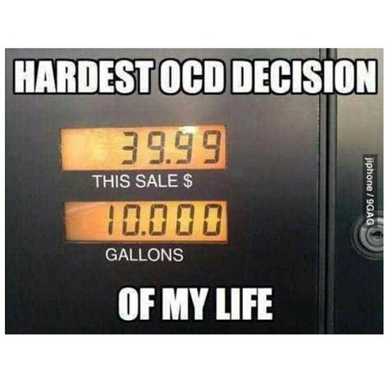 THIS. IS. MY. DAILY. LIFE. #OCD #KCCO #ChiveOn
