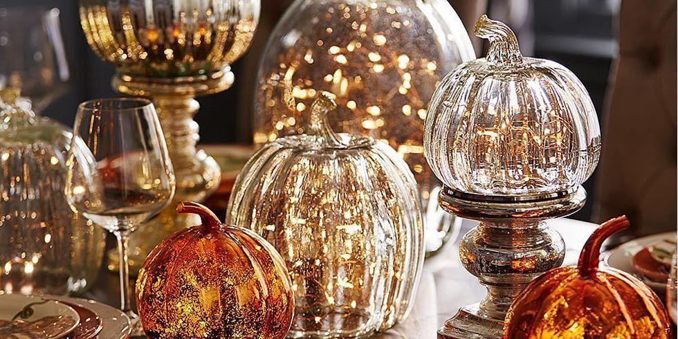 p\u003eForget plastic pumpkins and faux cobwebs These decorations walk - elegant halloween decorations