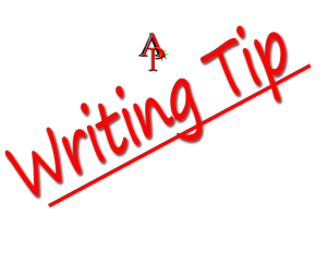 Writing Tip - Kill Redundancy One of the worst things to do is repeat the same fact in a story too many times because it's useless....