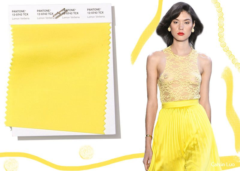 Pantone's Top 18 Spring 2019 Colors from NYFW & LFW | ss19 ...