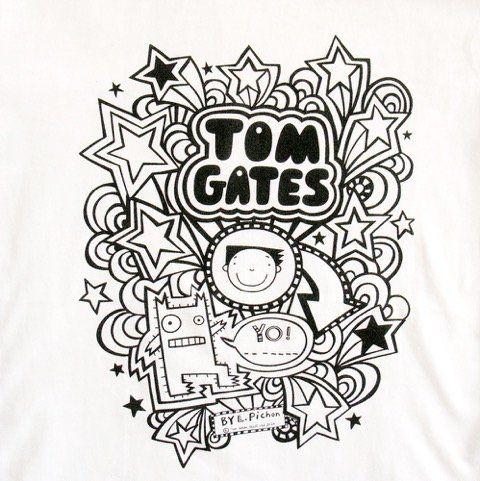 Tom Gates Quot Yo Quot Kids Childrens Short Sleeve T Shirt