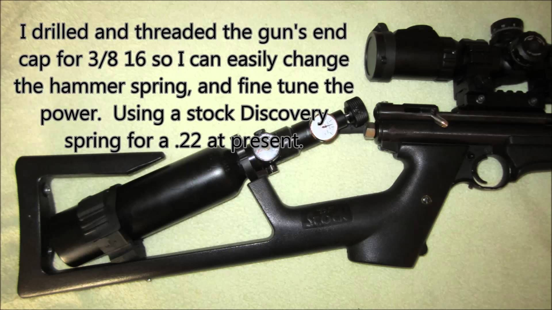 Air Gun Blog Pyramyd Air Report: How To Convert From CO2 To AirAir Gun Blog Pyramyd Air Report