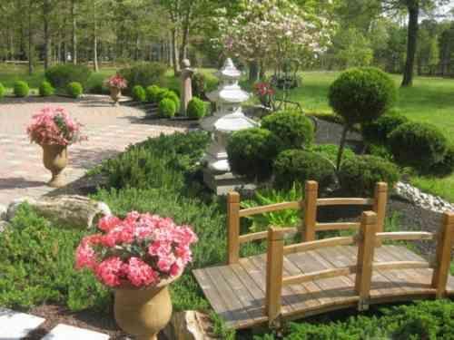 Comment cr er un jardin japonais id es et astuces pont for Verdance landscape design