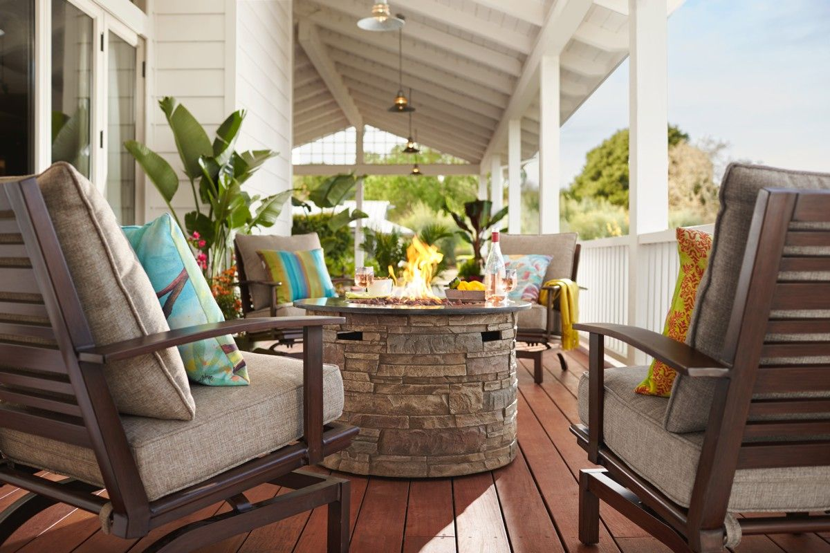 Del Ray Collection | Patio furniture collection, Outdoor ...