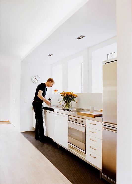 Helle Küche Keuken Pinterest - küche bei poco